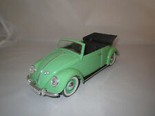 "Solido  Volkswagen  Käfer  Cabriolet  ""hellgrün""  1:17  ohne Verpackung !"