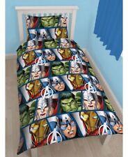 Avenger Marvel Boys Bedding Single