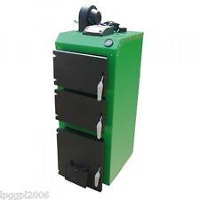 TWBI 21kW Multi Fuel Boiler with Fan Assistance, wood logs burner , peat , stove