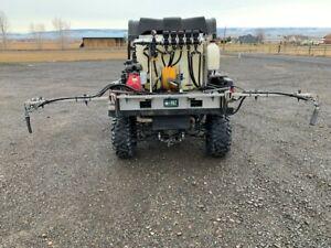 UTV Skid Sprayer - 100gal