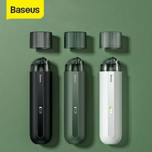 Baseus Cordless Car Vacuum Cleaner 5000Pa Strong Suction Handheld Home Collector