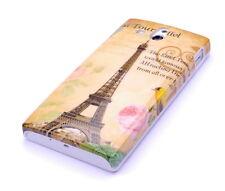 Hülle f Sony Xperia U ST25i Schutzhülle Case Hard Cover Tasche Paris Eiffelturm