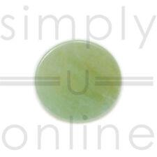 Round Jade Stone False Eyelash Extension Glue Adhesive Pallet Pad Stand Holder