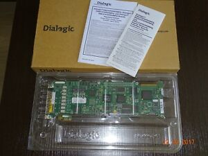 HMP interface board DIALOGIC DNI1210TEPEHMPQ 4 ports E1/T1