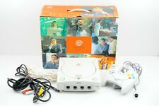 Sega Dreamcast Console System Boxed with Controller & Cables working EXCELLENT 3