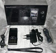 Sony Ericsson Cyber-shot k800i Velvet Negro (sin bloqueo SIM) raíz de Vodafone