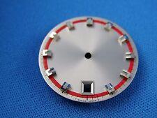 Blank Wrist Watch Dial 28.5mm -Swiss Made- Date Window At 6  #273