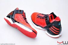 "ADIDAS ADIZERO ROSE 2 ""L TRAIN"" RARE DS Derrick Rose boost size 11.5"