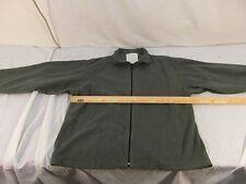 Military Surplus Tru Spec Full Zipper Micro Fleece Liner Missing Size 32680