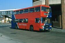 Original Colour slide, Crosville, Leyland Olympian, PFM126Y, North Western