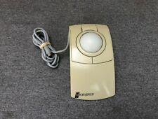 MicroSpeed MacTrac Trackball Mouse for Apple Macintosh Computer