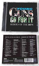 HEROES OF THE 80´s Duran Duran, Soft Cell, Ultravox,... 2000 Virgin DO-CD TOP
