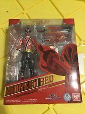 S.H.Figuarts Samurai Sentai Shinkenger SHINKEN RED Action Figure BANDAI Japan