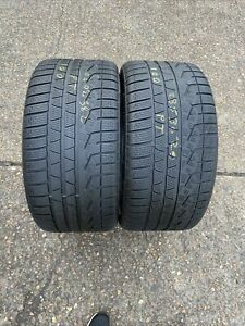 285 30 R 20 99W XL M+S Pirelli Sottozero Winter ALP 2x Tyres Mercedes BMW Audi