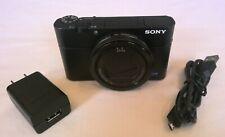 Sony Cyber-shot DSC-RX100 VA DSC-RX100M5A - Black