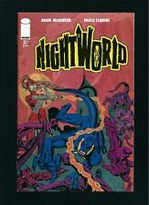 Nightworld us image vol.1 # 3of4/'14