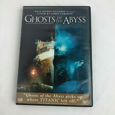 Ghosts of the Abyss DVD Walt Disney James Cameron