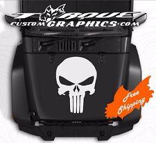Punisher Vehicle Decals Graphics Vinyl Stickers
