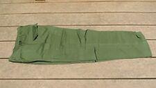 Vietnam Combat Uniform Trousers Pants Jungle Fatigues 1968 OG-107 Small Long