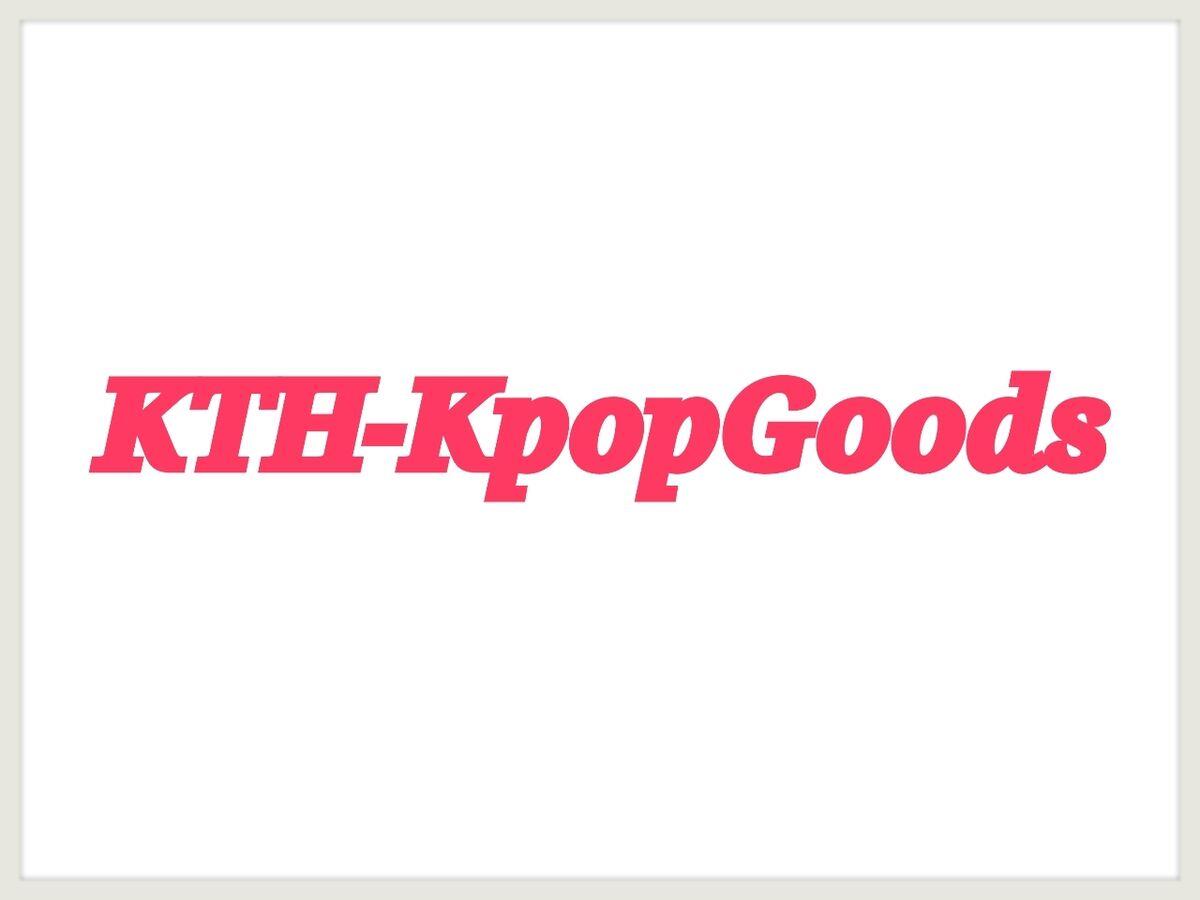 KTH-KpopGoods