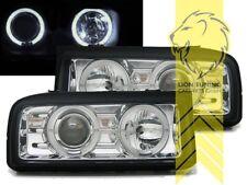 CCFL Angel Eyes Scheinwerfer für VW Corrado chrom