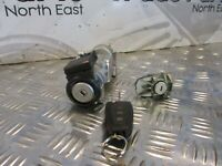 2015 FORD C-MAX LOCK SET IGNITION BARREL KEY DOOR LOCK #21572