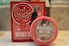 Soap & Glory The Righteous Butter Body Moisturizer 1.69fl.oz 50ml new in box