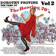 CD Dorothy Provine Vamp of Roaring 20s Volume 2 Baby Face Hard Hearted Hannah