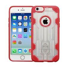 Étuis, housses et coques rouge transparent iPhone 6 pour téléphone mobile et assistant personnel (PDA) Apple
