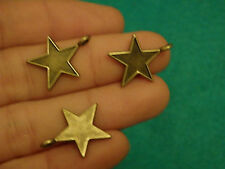 10 star charms pendants bronze vintage jewellery making wholesale UK WV32
