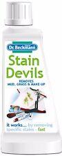 DR BECKMAN STAIN DEVILS - Mud grass make-up sand clay lipstick eyeliner 50ml