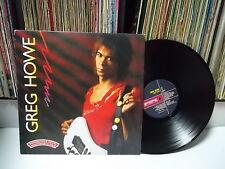 GREG HOWE - Self Titled KOREA LP