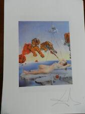 Salvador Dali Litografia 50X70 Dalart NV HOME GALA/DALI EDITION ! PROMOZIONE !