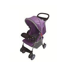 Amoroso 2250 AmorosO Convenient Baby Stroller- Purple NEW