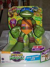 """Teenage Mutant Ninja Turtles  Half Shell Heroes 12"""" Mega Mutant Leo"""