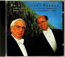 Saint-Saens/Franck -Carnival Of The Animals CD -Daniel Wayenberg & Oudenaarden