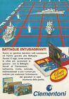 X2598 Battaglia Navale CLEMENTONI - Pubblicità 1992 - Advertising