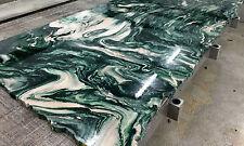 Naturstein Arbeitsplatte Waschtischplatte Küchenarbeitsplatte Tischplatte grün