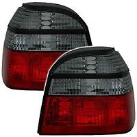 VW GOLF MK3 MK3 III SMOKED REAR LIGHTS TAIL LAMPS MODEL