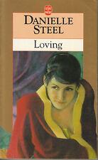 """Livres de Poche """" Roman """" Loving """" Danielle Steel (  234 )"""