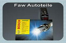 *4 x Bosch  Zündkerze WR7DC+ Super Plus WR7DC oder WR7D+ Porsche Kerzen