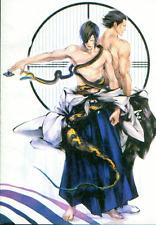 Sengoku Basara (Samurai Kings) Doujinshi Katakura Kojuro x Date Masamune Wild He