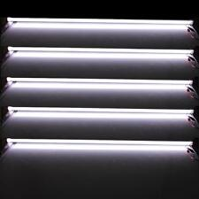 5PCS 12V 18W SMD 5630 White 72LED Light Fluorescent Tube Lamp With Scrub Cover