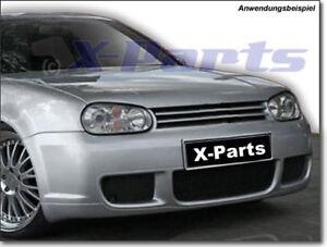 Golf 4 IV RS Look Paraurti anteriore ABS + griglia 2.0 1.9 + Certificato