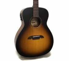 Alvarez MF610ESB Masterworks Series Folk/OM Acoustic-Electric Guitar