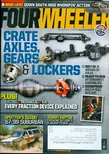 2015 Four Wheeler Magazine: Crate Axels, Gears & Lockers/Electric vs Mechanical