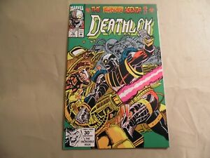 Deathlok #12 (Marvel 1992) Free Domestic Shipping