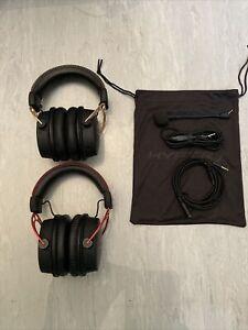 2x HYPERX Cloud Alpha Gaming Headset - Black & Red