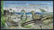 Birds Colony Pacific Stamps