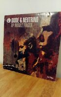 Oxide and Neutrino Up Middle Finger 12 inch vinyl Garage Record